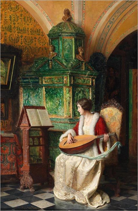 Carl Probst (austrian, 1854-1924)