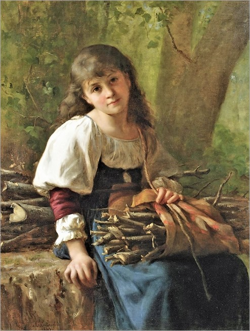 E.Langlois (french-19th century) - au repos_768x1019