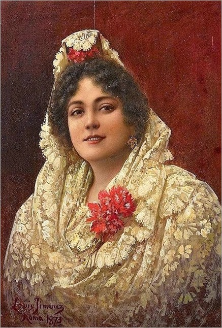 Luis Jimenez Y Aranda (spanish, 1845-1928)