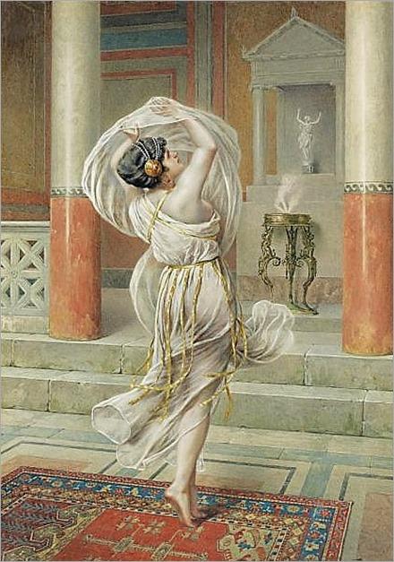 the dance-francesco ballesio