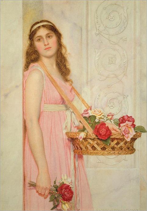 the-flower-seller-george-lawrence-bulleid