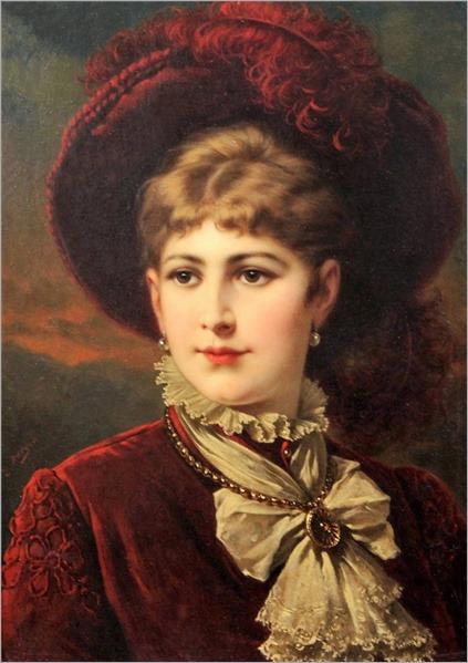 2.1.ernst berger austrian, 1857-1919)