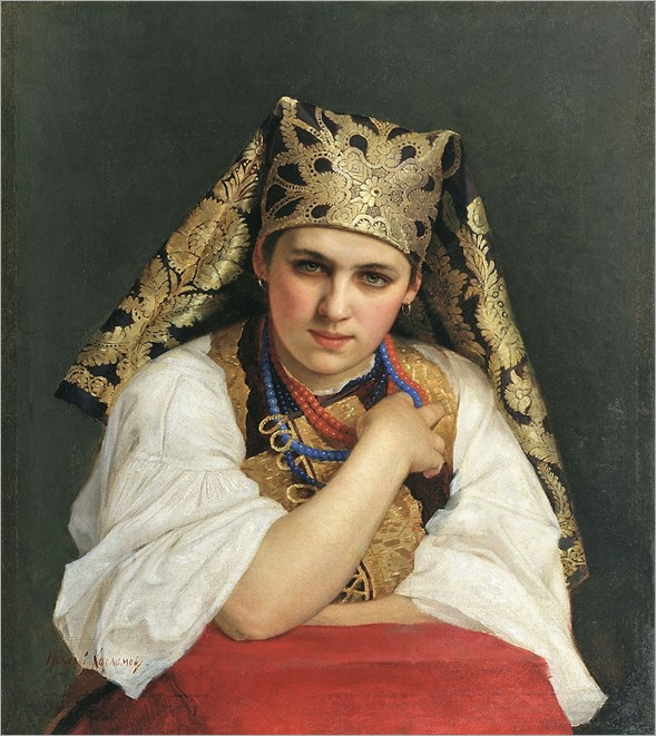 alexei harlamoff (russian)