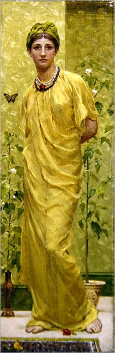 Carnations, 1877 - Albert Joseph Moore