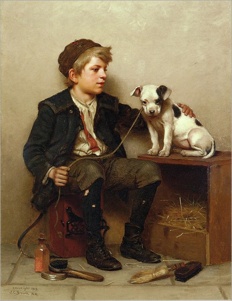my best friend-john george brown