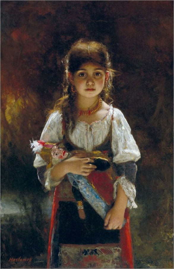 the favorite doll-alexei harlamoff