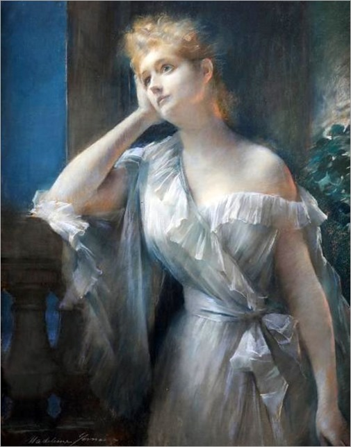 12.MADELEINE JEANNE LEMAIRE (FRENCH, 1845-1928)