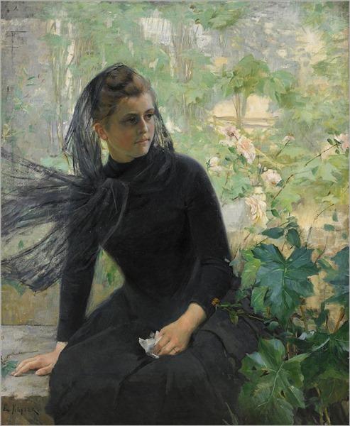 2.ELISABETH KEYSER (SWEDISH, 1851 - 1898