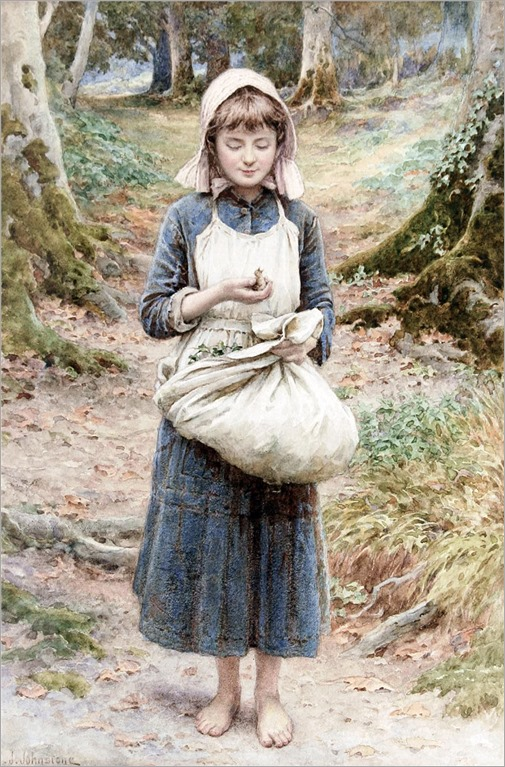 5.Henry James Johnstone (british, 1835-1907)