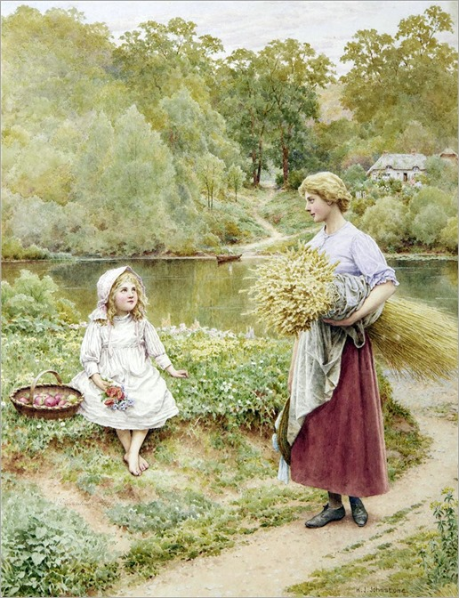 9.Henry James Johnstone (british, 1835-1907)