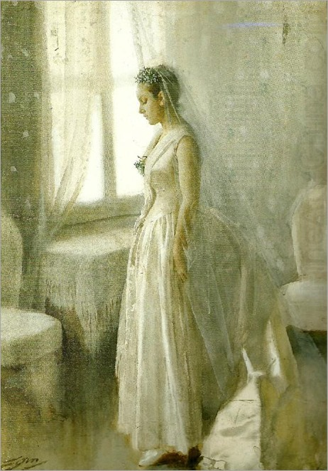 Anders Zorn-the-bride
