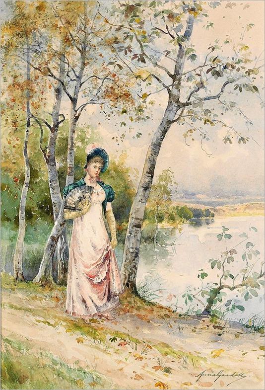 ANNA GARDELL-ERICSON (SWEDISH, 1853–1939)