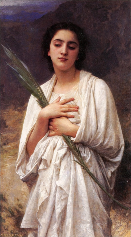 Bouguereau-William-La-palme
