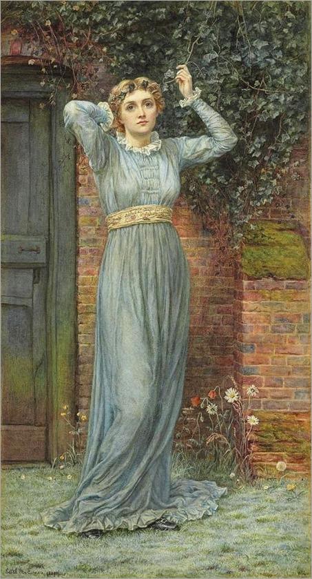 Edith MARTINEAU Aurora Leigh 1881