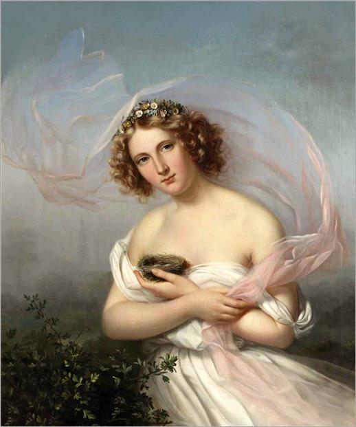 MARIE ADELAIDE KINDT (BELGIAN, 1804-1884)