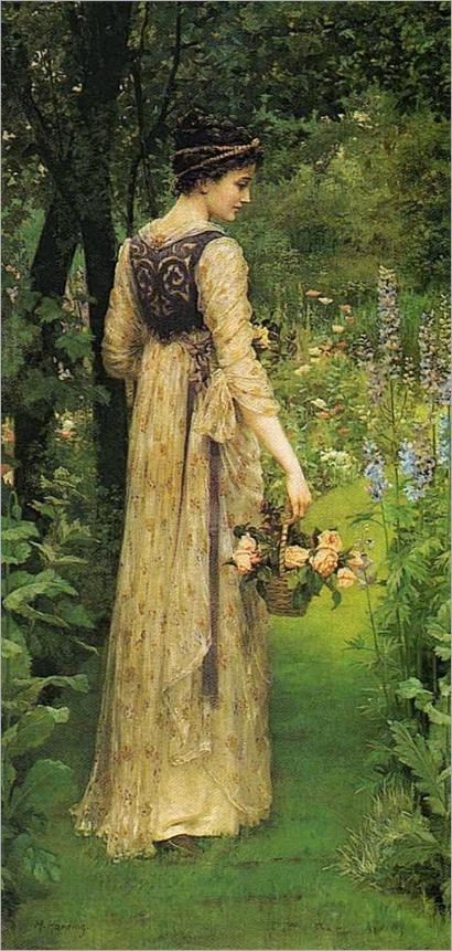 Mary E. Harding_Delphinia