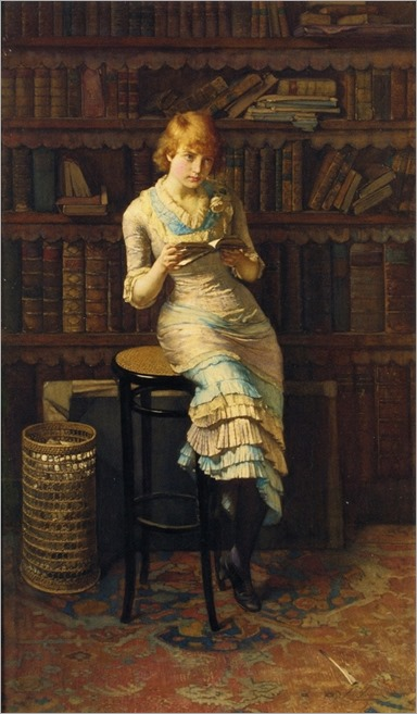 Thoughts -1883 by John Henry Henshall