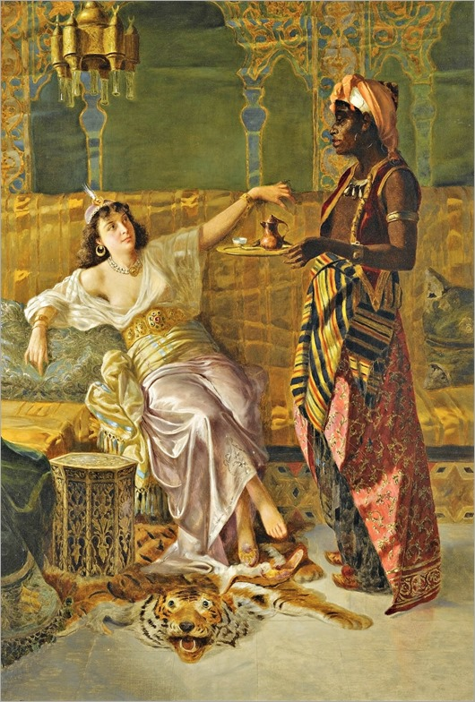 VINCENT STIEPEVICH (russian)_ in the harem