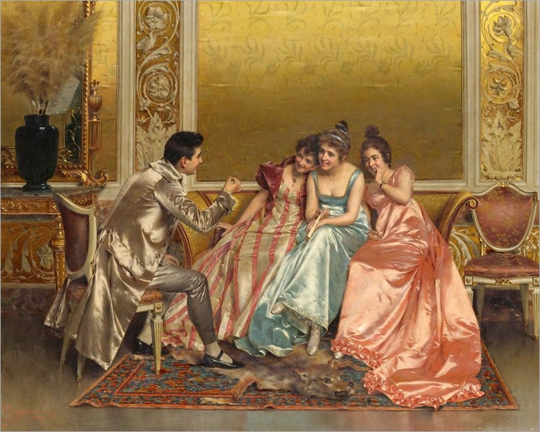 Vittorio Reggianini – The Unseen Audience