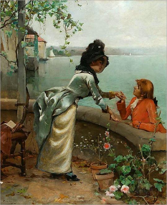3.Emile Auguste Pinchart