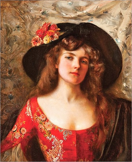 5.Albert Lynch (Peruvian,1851-1912)