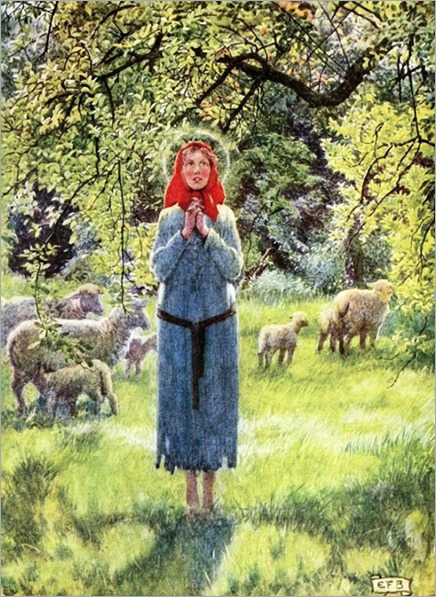 5.Eleanor Fortescue-Brickdale