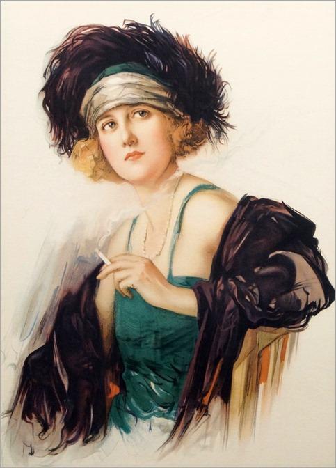 5.Fernand Toussaint (belgian, 1873-1956)