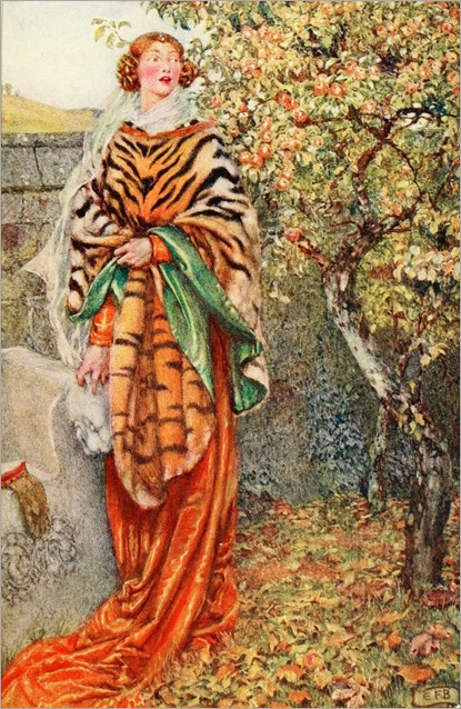 Eleanor Fortescue-Brickdale ~ Idylls of the King by Alfred Lord Tennyson