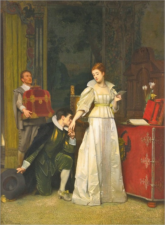 Florent willems-the suitor (2)