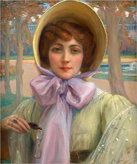 Georges-Auguste Elie Lavergne (1863-1942)