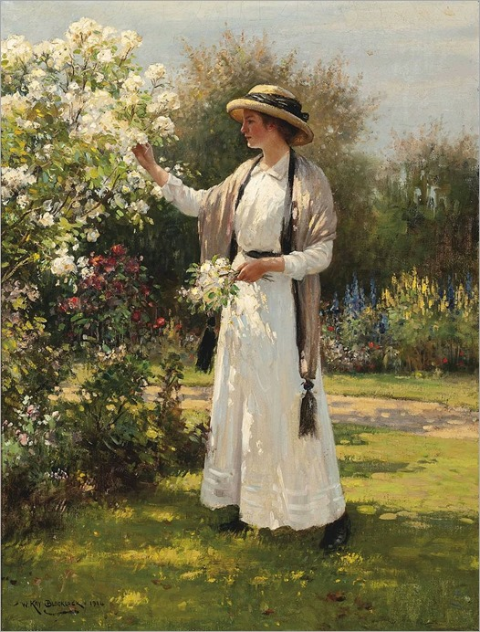 William_Kay_Blacklock_-_Summertime,_1914