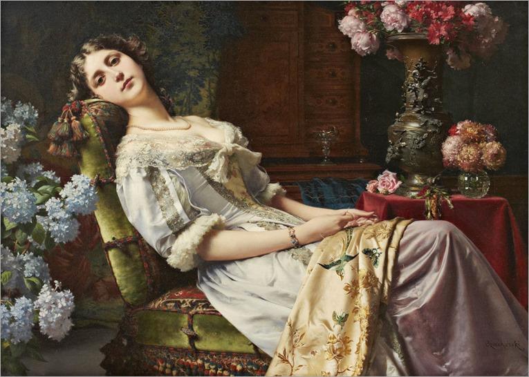 wladyslau czachorski-resting beauty