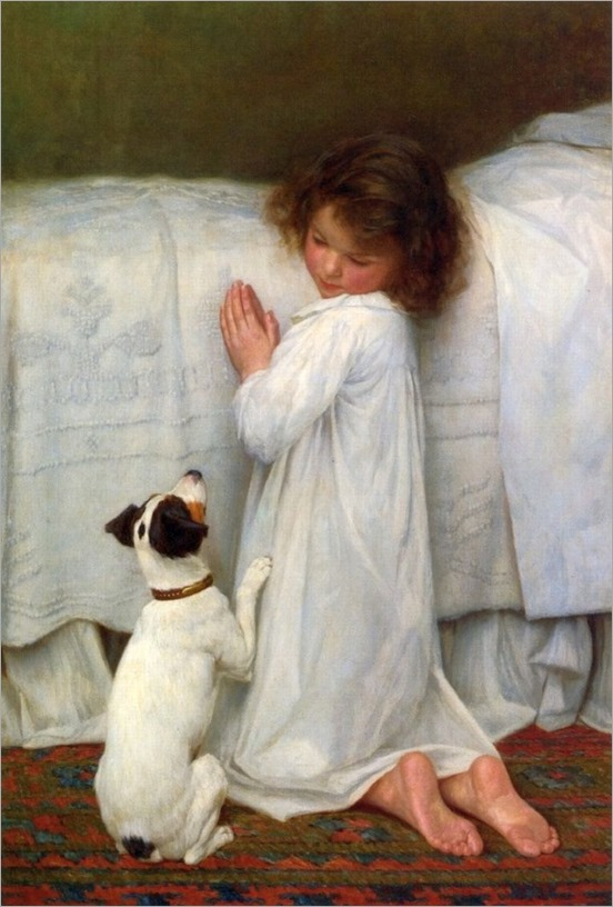 2-Forgive Us Our Trespasses, 1927 - William Henry Gore