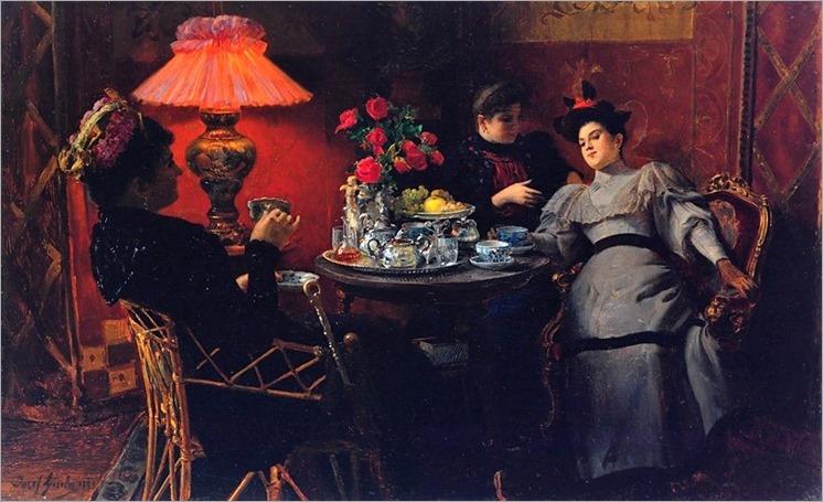 3.JOSEF GISELA (AUSTRIAN, 1851-1899)