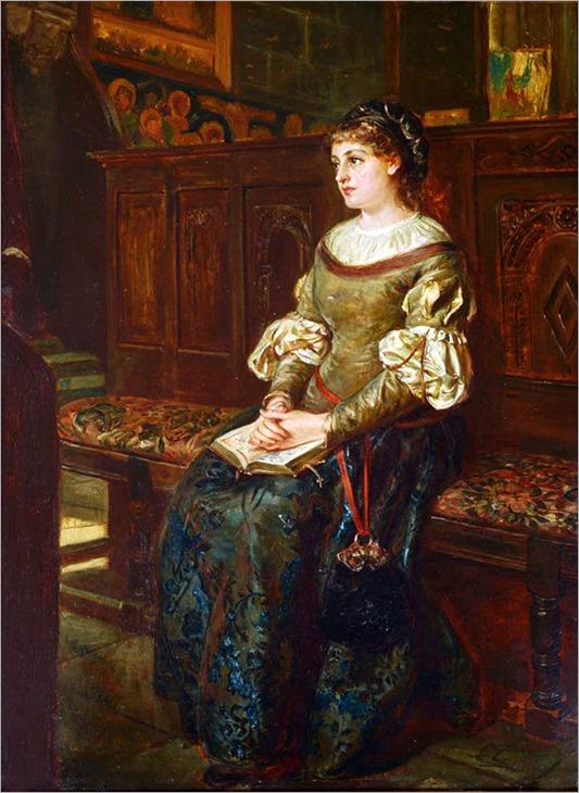 6.constant aime marie cap (belgian, 1842-1915)