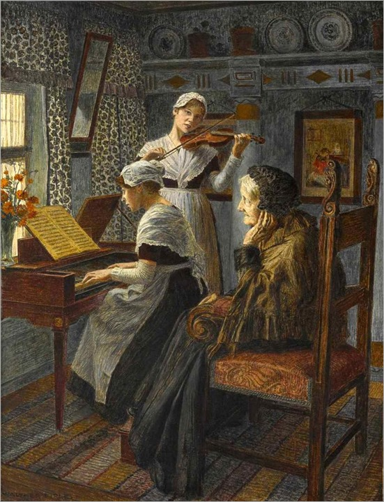 8Walther Firle (German, 1859 - 1929)