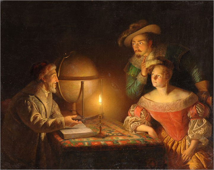 A Look into the Future_1836-Petrus van Schendel