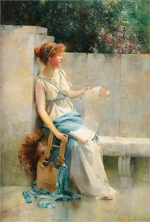 FRANCIS COATES JONES, American (1857-1932)-music