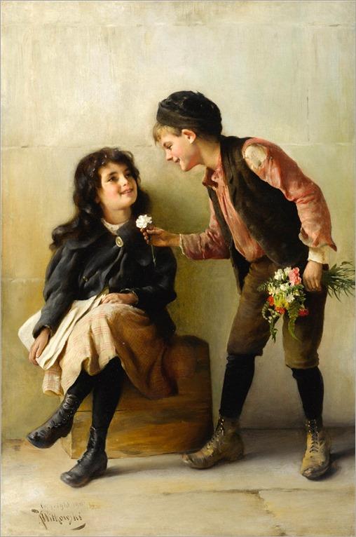 Karl Witkowski (polish-american, 1860-1910)