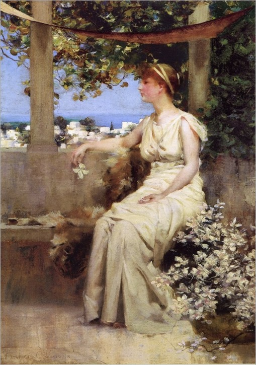 on-the-terrace-Francis-Coates-Jones