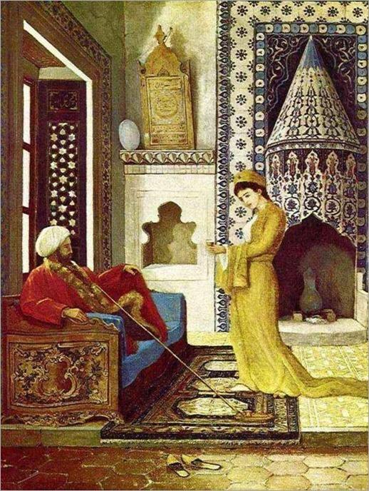 (1879) - Osman Hamdi Bey