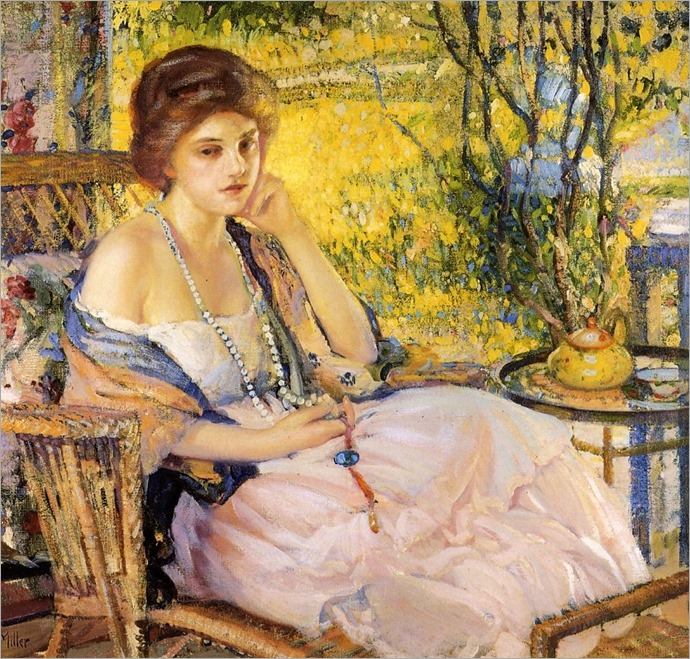 4.Richard Edward Miller (american, 1875-1943)