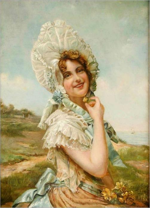6.Francois Martin Kavel (French, 1861-1931)