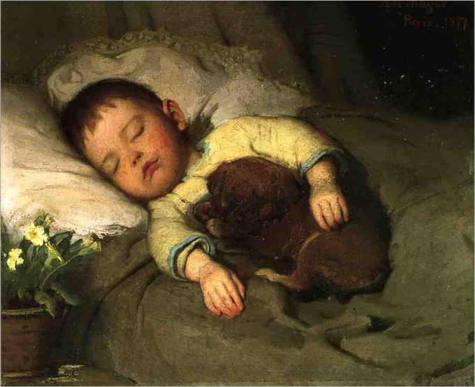abbott handerson thayer-sleep