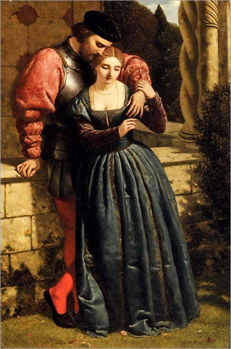 frederick-richard-pickersgill-1820-1900-the-betrothal