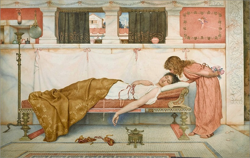 George Lawrence Bulleid -awakened