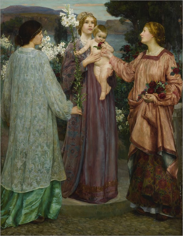 Herbert Arnould Olivier – Love and Purity