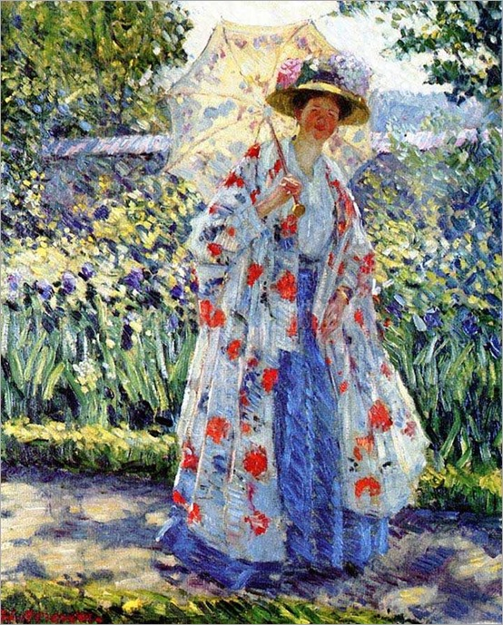 promenade-in-the-garden_frederick-carl-frieseke