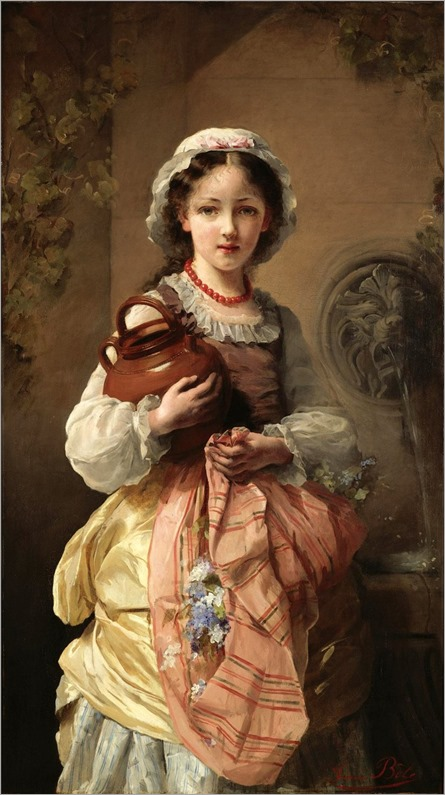 2.Jeanne Bôle (Comtesse de Toulza) (French, fl. 1870-1883)