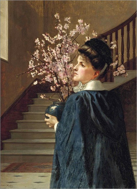 2Jessica Hayllar (1858-1940)